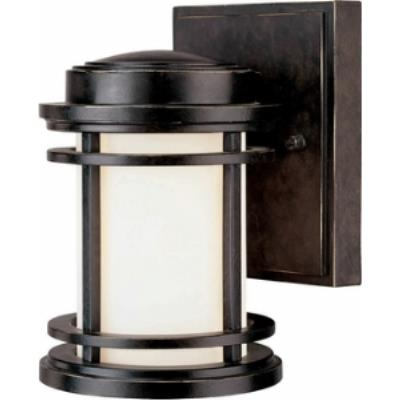 Dolan Lighting 9101-68 La Mirage - One Light Outdoor Wall Mount