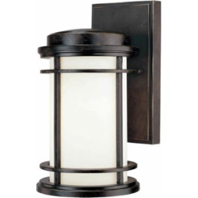 Dolan Lighting 9103-68 La Mirage - One Light Outdoor Wall Mount