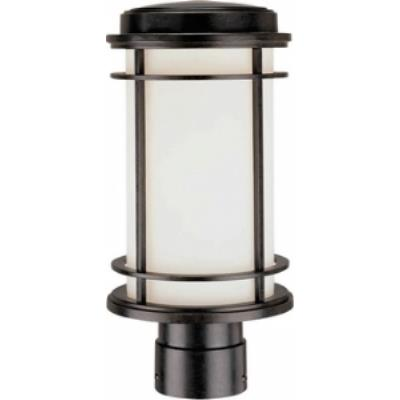 Dolan Lighting 9106-68 La Mirage - One Light Outdoor Post Light