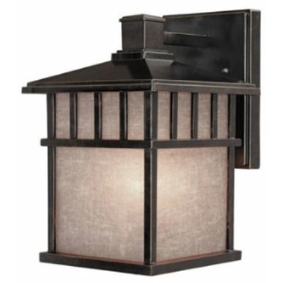 Dolan Lighting 9110-68 Barton - One Light Outdoor Wall Mount