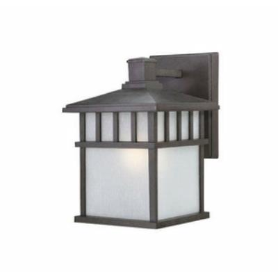 Dolan Lighting 9110-34 Barton - One Light Outdoor Wall Lantern