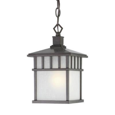 Dolan Lighting 9113-34 Barton - One Light Outdoor Hanging Fixture