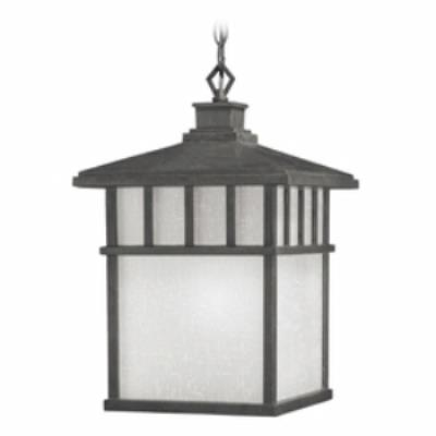 Dolan Lighting 9114-34 Barton - One Light Outdoor Hanging Lantern