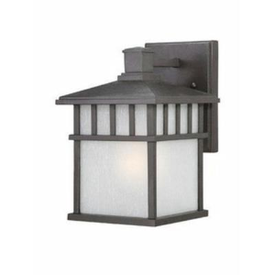 Dolan Lighting 9115-34 Barton - One Light Outdoor Wall Lantern