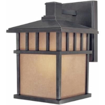 Dolan Lighting 9117-68 Barton - One Light Outdoor Wall Mount