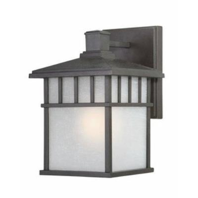 Dolan Lighting 9117-34 Barton - One Light Outdoor Wall Lantern