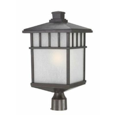 Dolan Lighting 9118-34 Barton - One Light Post Mount