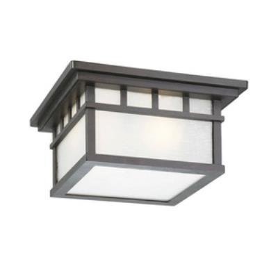 Dolan Lighting 9119-34 Barton - Two Light Flush Mount