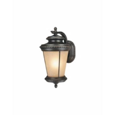 Dolan Lighting 9138-114 Edgewood - One Light Exterior Post Light