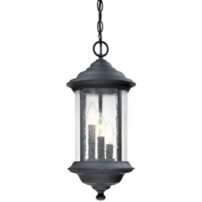 Dolan Lighting 919-50 Walnut Grove - Three Light Outdoor Hanging Pendant