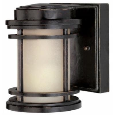 Dolan Lighting 9201-68 La Mirage - One Light Outdoor Wall Sconce
