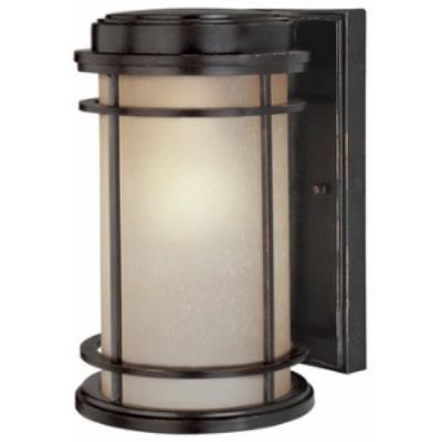 Dolan Lighting 9205-68 La Mirage - One Light Outdoor Wall Sconce