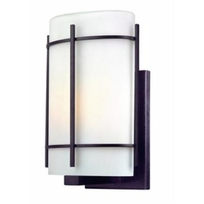 Dolan Lighting 9301-34 Pacifica - 1 Light Sm Outdoor Wall Mount