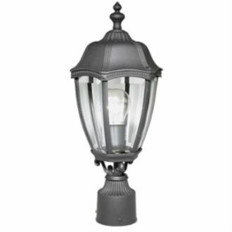 Dolan Lighting 952 Roseville - One Light Outdoor Post Mount