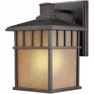 Dolan Lighting 9715-68 Barton - One Light Outdoor Wall Mount