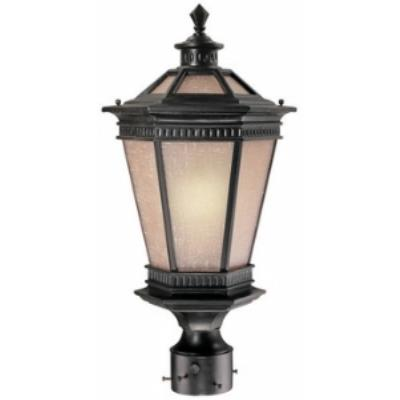 Dolan Lighting 9797-68 Vintage - One Light Outdoor Post Lantern