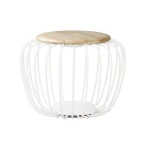 """Cage - 19.75"""" 7.2W 1 LED Floor Lamp"""
