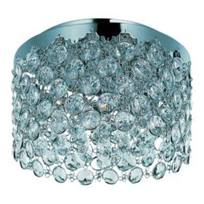 ET2 Lighting E21150-20PC Dazzle - Three Light Flush Mount