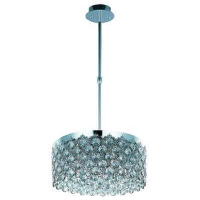 ET2 Lighting E21155-20PC Dazzle - Five Light Pendant