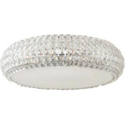 ET2 Lighting E21802-20PC Bijou - Nine Light Flush Mount