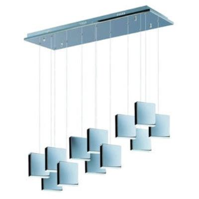 ET2 Lighting E22268-61PC Brick - LED Pendant