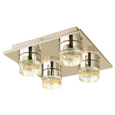 ET2 Lighting E22772-91PC Fizz IV - LED Flush Mount