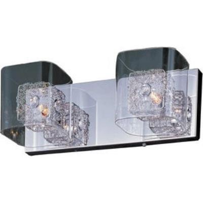 ET2 Lighting E22832-18PC Gem - Two Light Bath Vanity