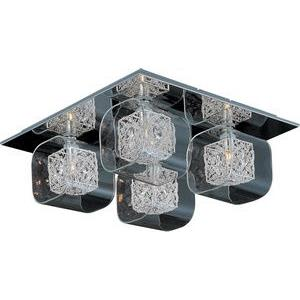 Gem - Four Light Flush Mount