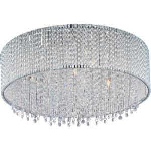 Spiral - Seven Light Flush Mount