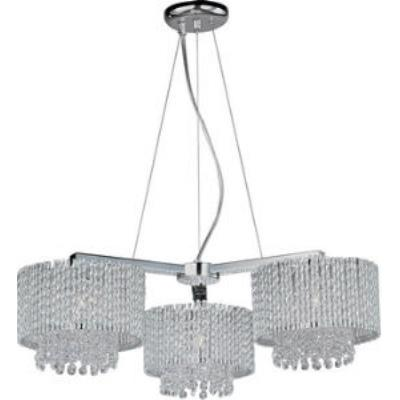 ET2 Lighting E23139-10PC Spiral - Three Light Pendant