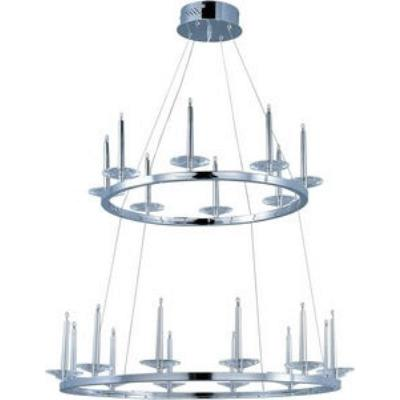 ET2 Lighting E23185-20PC Circolo - Twenty Light Pendant