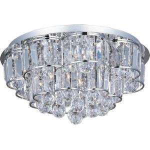 Bangle - Twelve Light Flush Mount