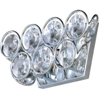 ET2 Lighting E24007-20PC Brilliant - Two Light Wall Sconce