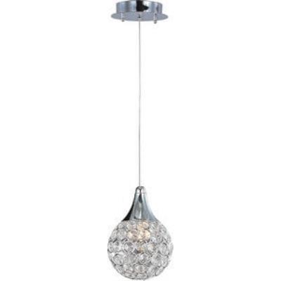 ET2 Lighting E24023-20PC Brilliant - One Light Pendant