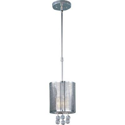 ET2 Lighting E24384-91PC Illusion - One Light Pendant