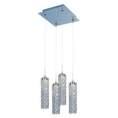 ET2 Lighting E94788-20PC Shanell - LED RapidJack Pendant and Canopy