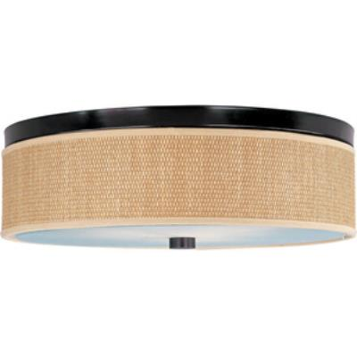 ET2 Lighting E95004-101OI Elements - Three Light Flush Mount