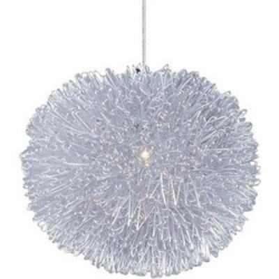 ET2 Lighting EP96075-AL Clipp - One Light Rapid Jack Pendant