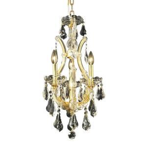 Maria Theresa - Four Light Pendant