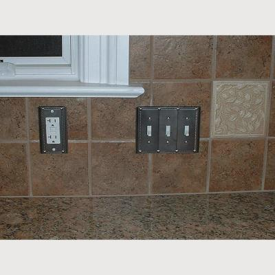Elk Lighting 2504 Clickplates - Outlet Cover