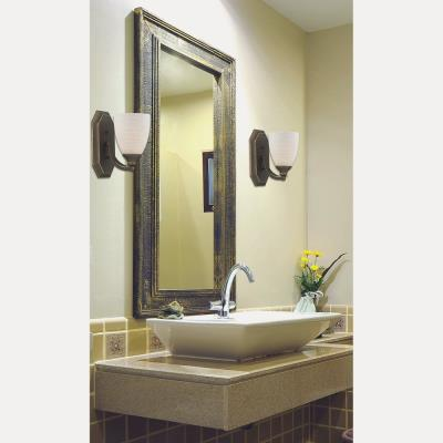Elk Lighting 570-1B One Light Bath Vanity