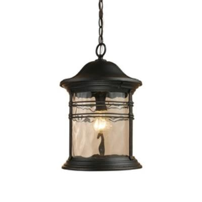 Elk Lighting 08160-MBG Madison - One Light Outdoor Pendant