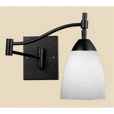 Elk Lighting 10151/1DR-WS Celina - One Light Swing Arm Wall Sconce