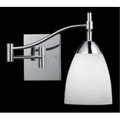 Elk Lighting 10151/1PC-WH Celina - One Light Swing Arm Wall Sconce