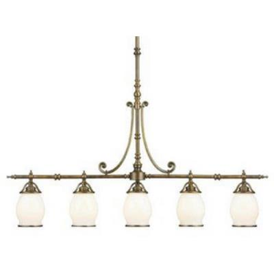 Elk Lighting 11047/5 Williamsport - Five Light Chandelier