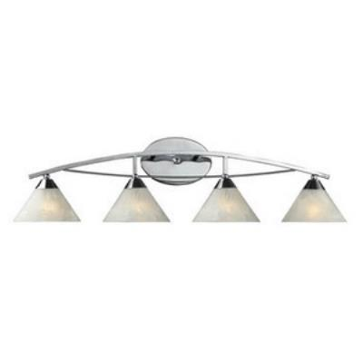 Elk Lighting 17024/4 Elysburg - Four Light Bath Vanity