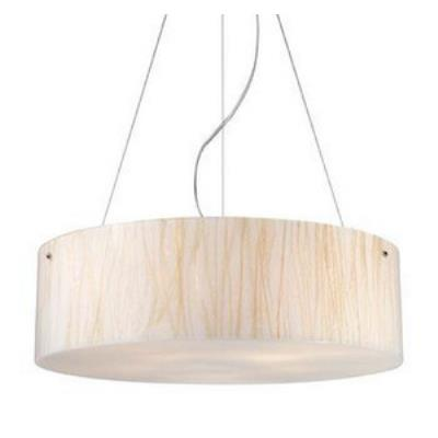 Elk Lighting 19033/5 Modern Organics - Five Light Pendant