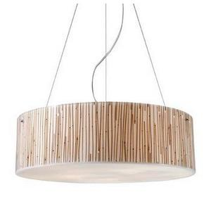 Modern Organics - Five Light Pendant