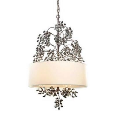 Elk Lighting 20059/4 Winterberry - Four Light Pendant
