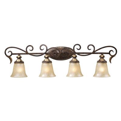 Elk Lighting 2153/4 Regency - Four Light Vanity